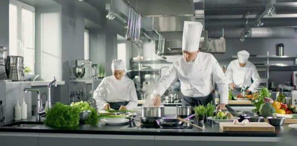 Работно облекло готвачи
